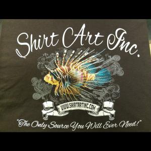 Screen Printing Custom T-Shirt Fairfax Virginia