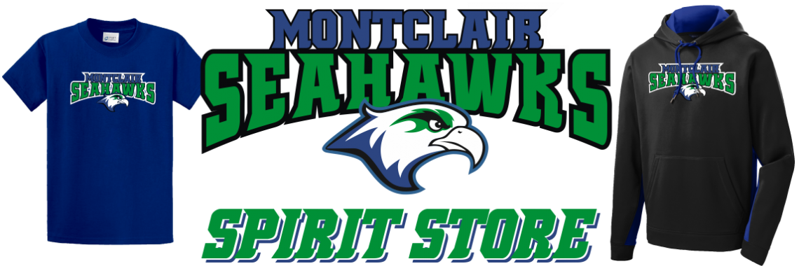 Montclair Seahawks Spirit Store